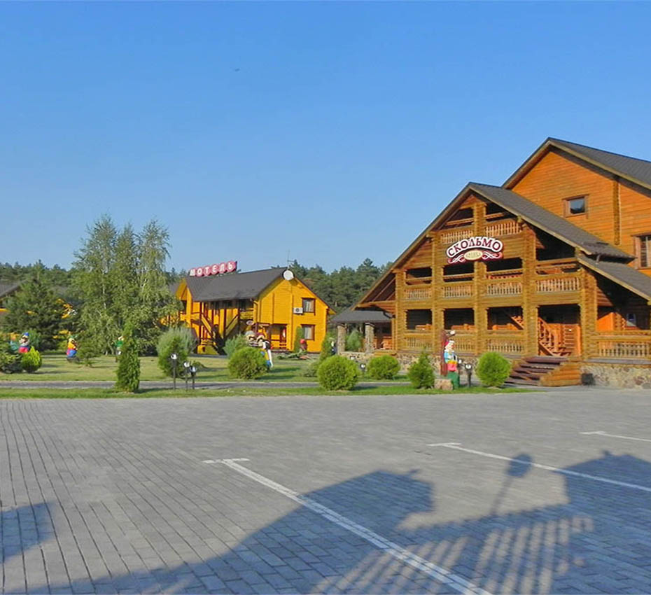 "Restaurant and hotel complex ""Skolmo"""